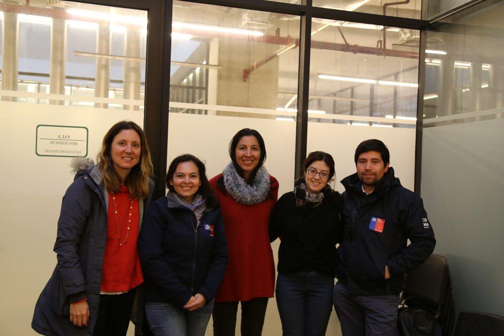 Focus group con expertos en desastres y resiliencia